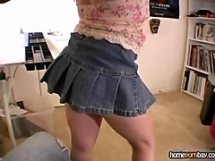 Amateur, Blonde, Platinated blonde, Xhamster