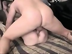 Blonde, Stockings, Clothed fuck panties, Nuvid